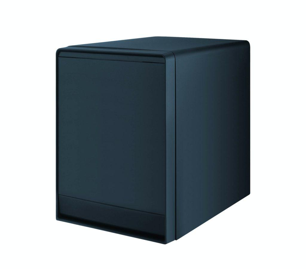 Computer Case isolated on white background